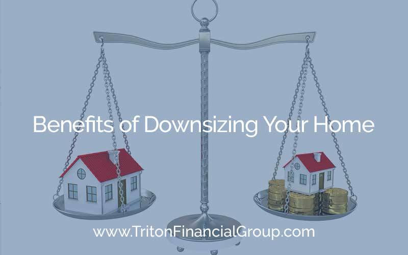 3 benefits of downsizing your home for Benefits of downsizing
