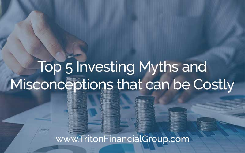 Top 5 Investing Myths that can be Costly